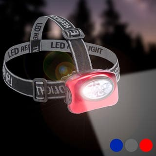 Linterna potente 5 LEDES para la cabeza