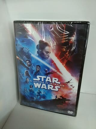 Star Wars El ascenso de Skywalker DVD