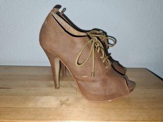 Zapatos tacón alto Blanco Shoes