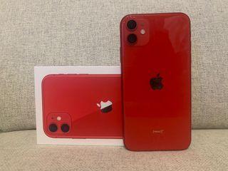 IPhone 11 Rojo 128Gb