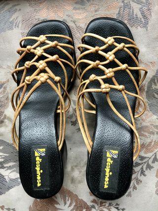 Zapatos/sandalias de mujer 36