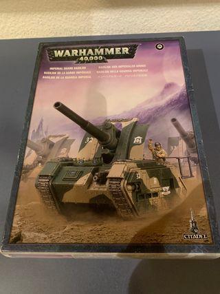 Warhammer 40.000 Piezas