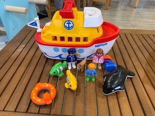 Crucero playmobil 123