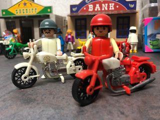 Playmobil motos