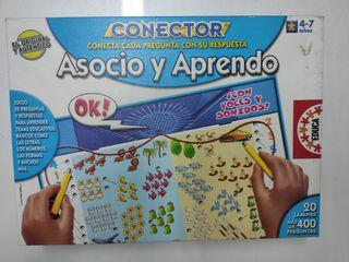 Conector Asoció y aprendo Educa