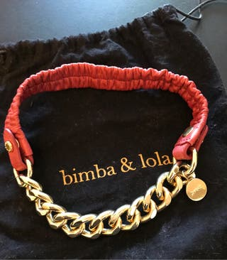 Collar Bimba&Lola