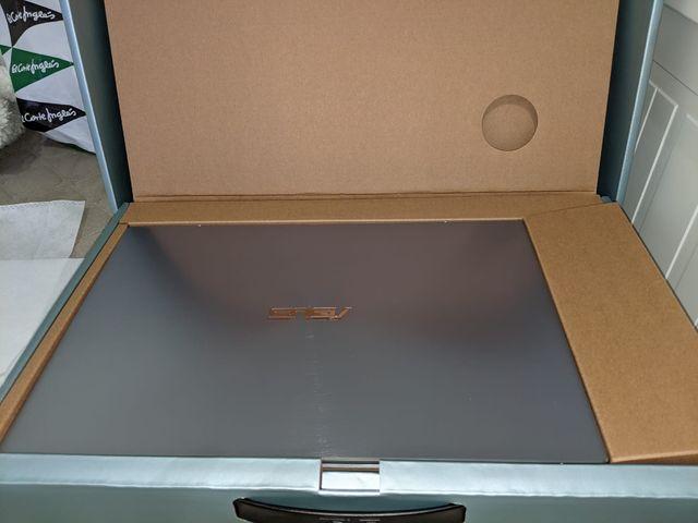 """Portátil Asus Zenbook 14"""" UX431FL Aluminio"""