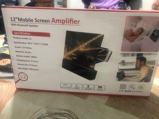 Se vende amplificador para móvil sin uso 15€