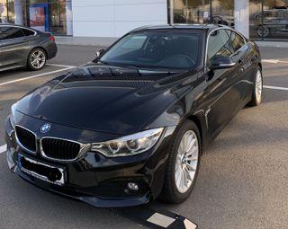 BMW Serie 4 420d Coupe 2 puertas 2014