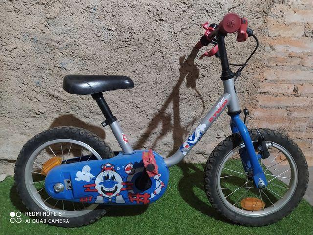 Bici de niño( 3 a 5 años aprox)