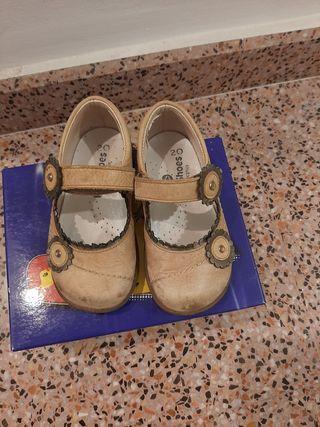 zapato bebé niña n°20