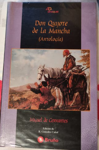 Don Quijote de la Mancha (antología)