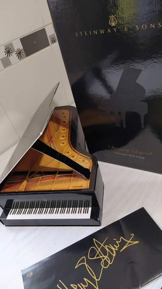 COFRE CDS STEINWAY LEGENDS GRAND EDITION