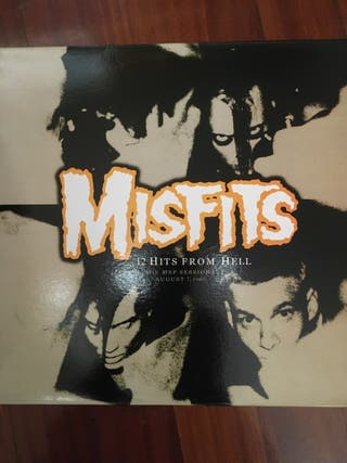 MISFITS 12 HITS FROM HELL