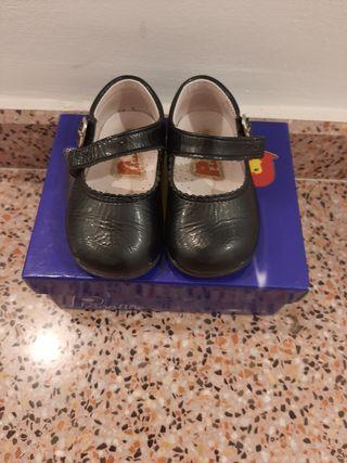 Zapato bebé n°19