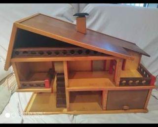 casitas de muñecas