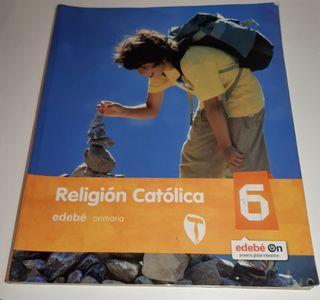 Religión Católica 6 Primaria Edebé