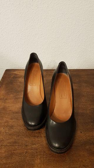 zapatos salón Camper Negros talla 37
