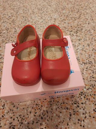 Zapato bebé niña n°18