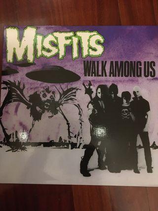 MISFITS WALK AMONG US