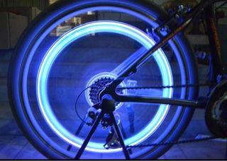 Luz LED PARA Válvula de Bici o Moto