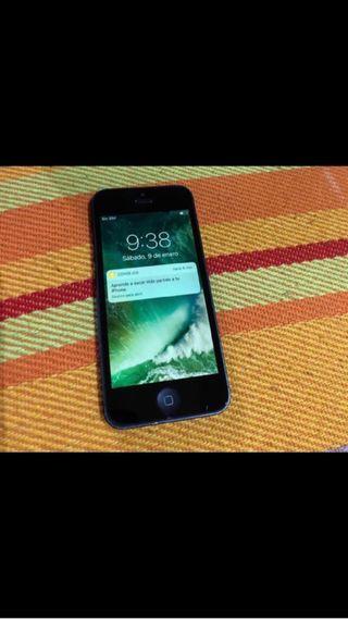 IPhone 5 16gb libre