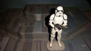 Stormtrooper. Figura de plomo PLANETA DE AGOSTINI