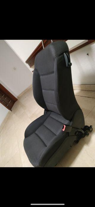Audi A3 8l asientos calefactables
