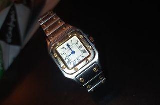 Reloj Cartier, Santos Galbee (Lady)