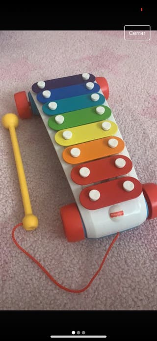 Juguete musical Xilófono Fisher Price