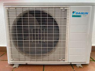 Aparato de Aire Acondicionado con bomba de calor
