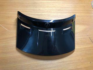 Visera XL para casco retro