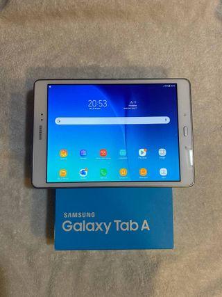 Tablet Samsung Galaxy Tab A versión 4G - LTE