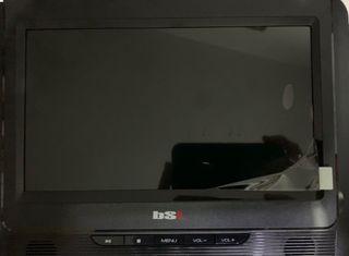 Dvd portátil coche dual 9 pulgadas