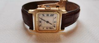 Reloj de dama Cartier Santos Dumont