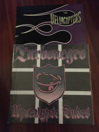 HELLACOPTERS TURBONEGRO