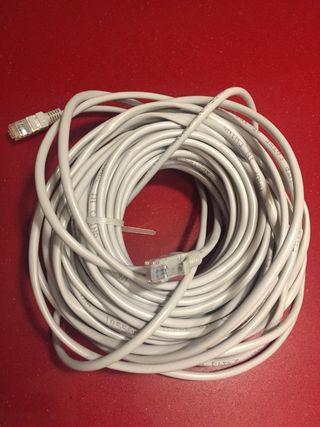 Cable de red rj45 20 metros