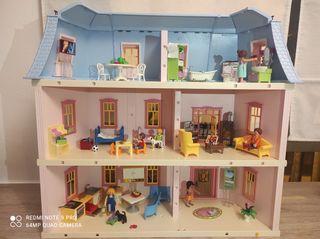 Casa de Playmobil romantica