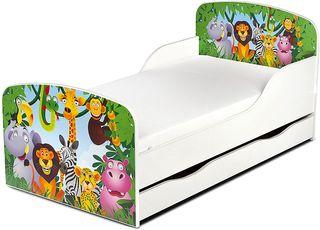 Cama Infantil Zoo