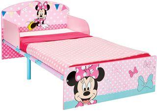 Cama de Minnie Mouse Cama Infantil