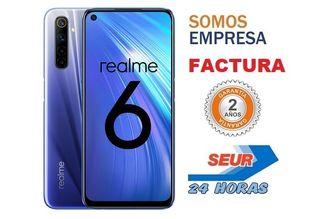 Realme 6 64GB PRECINTADO Azul Empresa Factura 24H