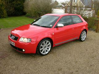 Despiece Audi S3
