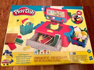 Play doh caja registradora nuevo