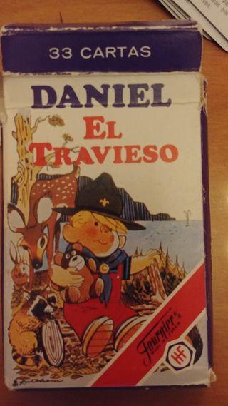 Daniel el travieso cartas (Fournier)