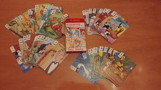 Disney cartas Dalmatas, aristogatos, bambi..