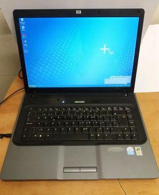 Ordenador portátil HP Windows XP