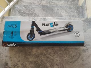 Patinete scooter Play 5 OXELO