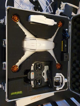 drone crhoma