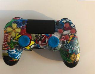 mando personalizado PS4 BC Burns controlles