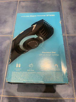 Afeitadora Braun 9350 VS con Recortadora BT 5090
